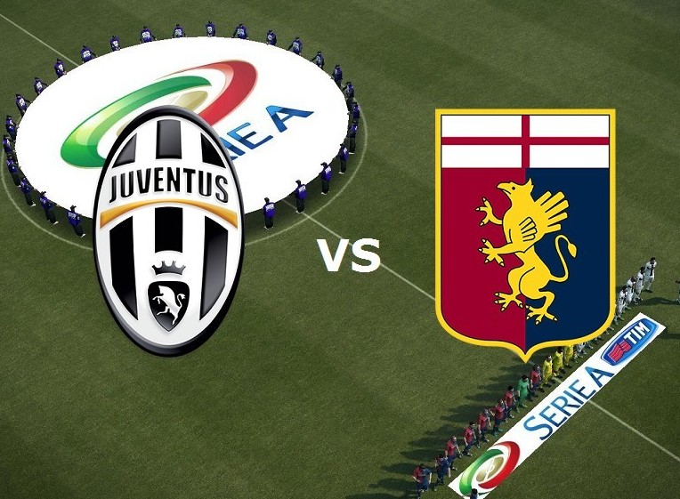 Juventus Genoa streaming. Vedere in chia
