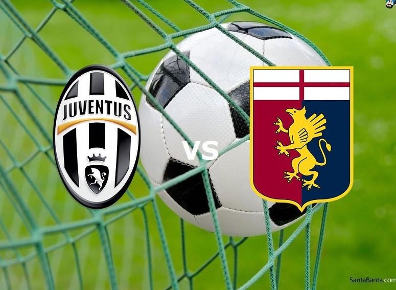 Juventus Genoa streaming gratis su siti