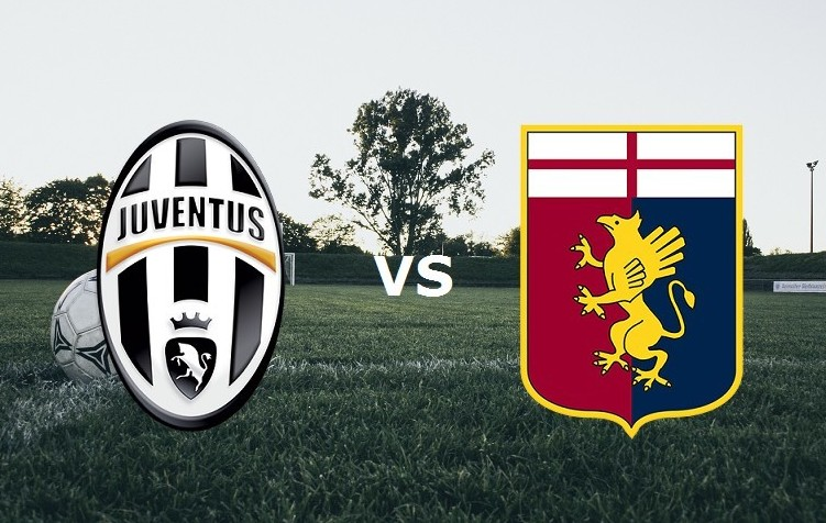 Juventus Genoa streaming partita Serie A