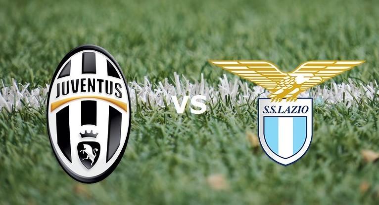 Juventus Lazio streaming oggi sabato gra