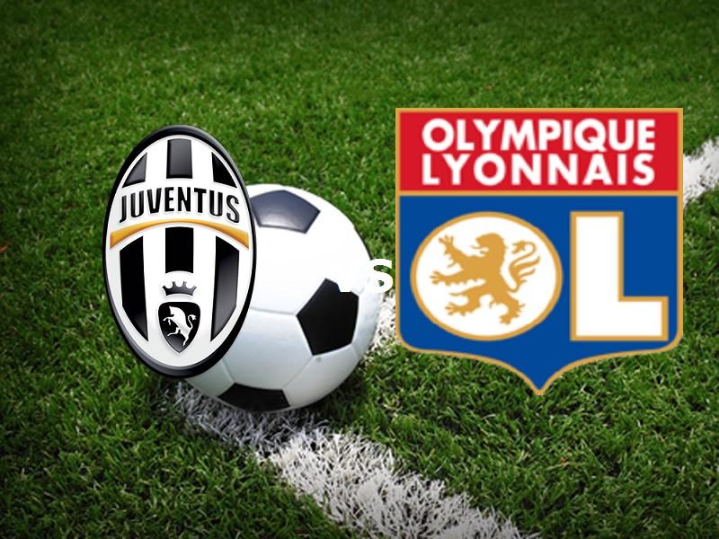 Juventus Lione streaming gratis live lin