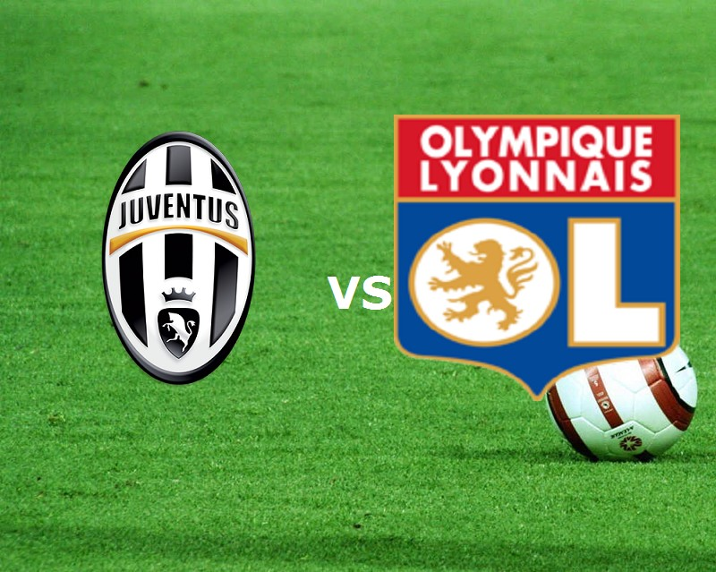 Dove vedere Juventus Lione streaming gra