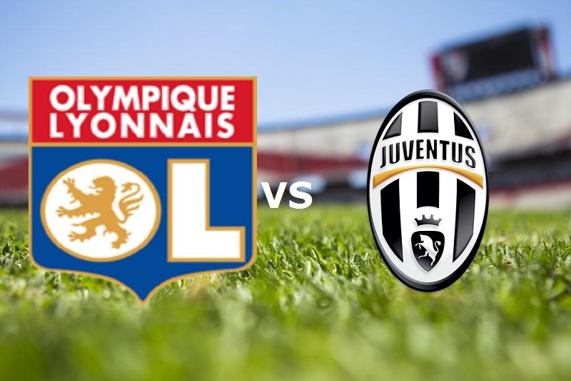 Juventus Lione streaming per vedere il r