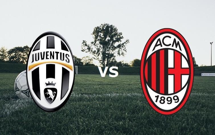 Juventus Milan ora al via streaming. Dov