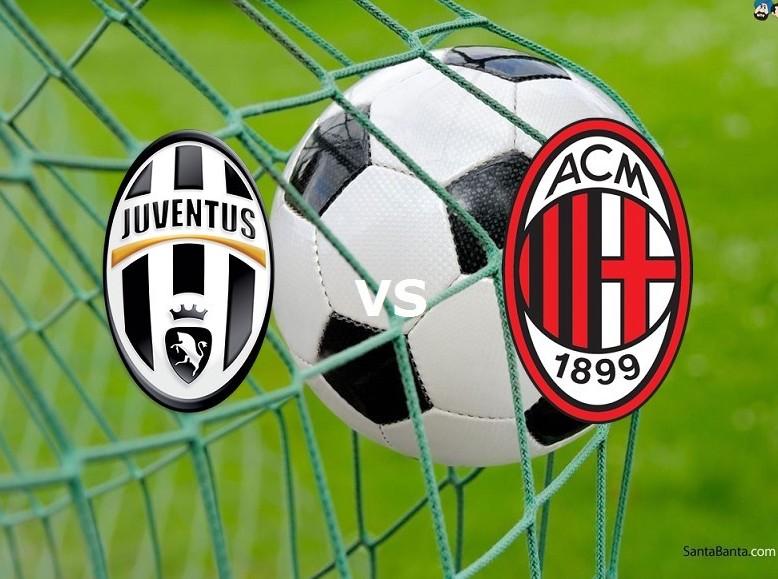 Juventus Milan streaming per vedere live