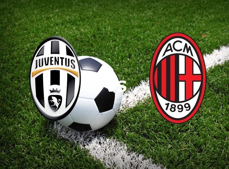 Juventus Milan streaming gratis live lin