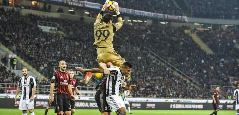 Juventus Milan streaming su siti, Rojadi