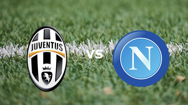 Juventus Napoli vedere. Streaming