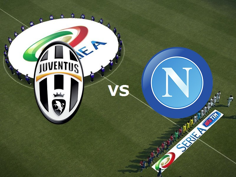Juventus Napoli streaming gratis in atte