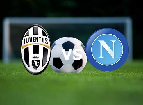 Juventus Napoli streaming gratis aspetta