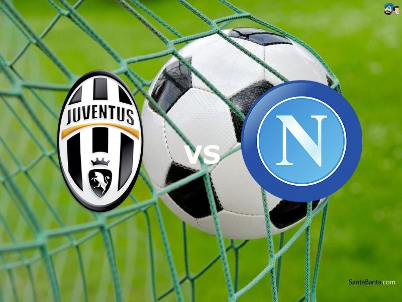 Streaming Juventus Napoli live gratis tv