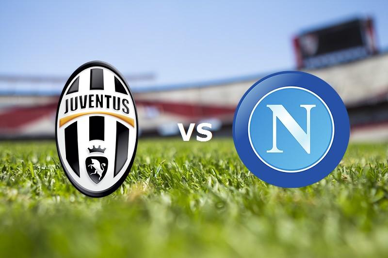 Juventus Napoli streaming live gratis su