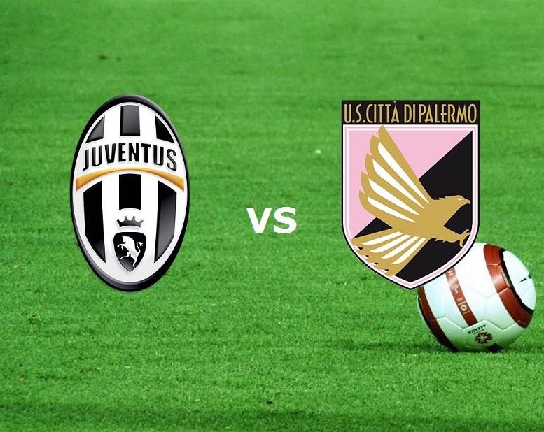 Juventus Palermo streaming gratis live l