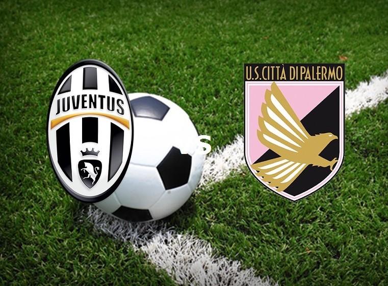 Juventus Palermo streaming gratis live s