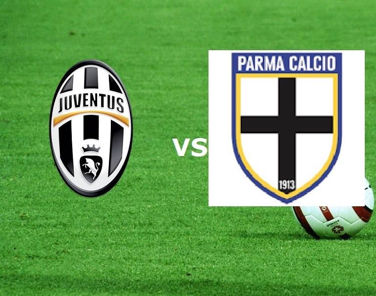 Juventus Parma streaming ora gratis live