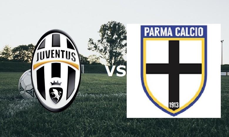 Juventus Parma streaming live gratis par