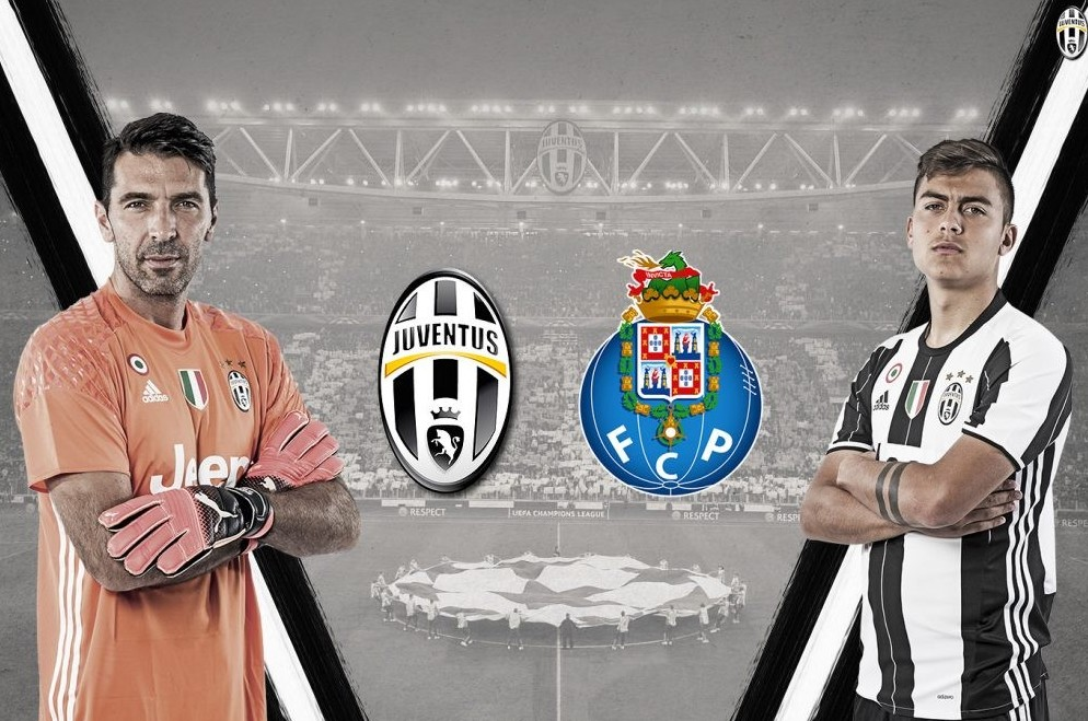Juventus Porto al via streaming ora iniz