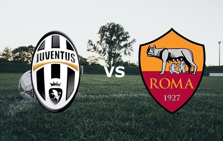 Juventus-Roma streaming su link, siti we