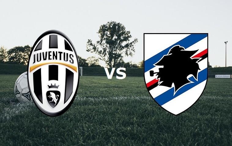 Juventus Sampdoria streaming ora gratis