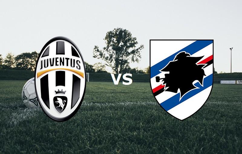Juventus Sampdoria streaming gratis live