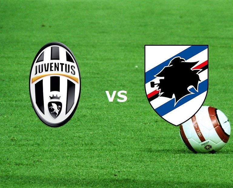 Juventus Sampdoria streaming gratis per