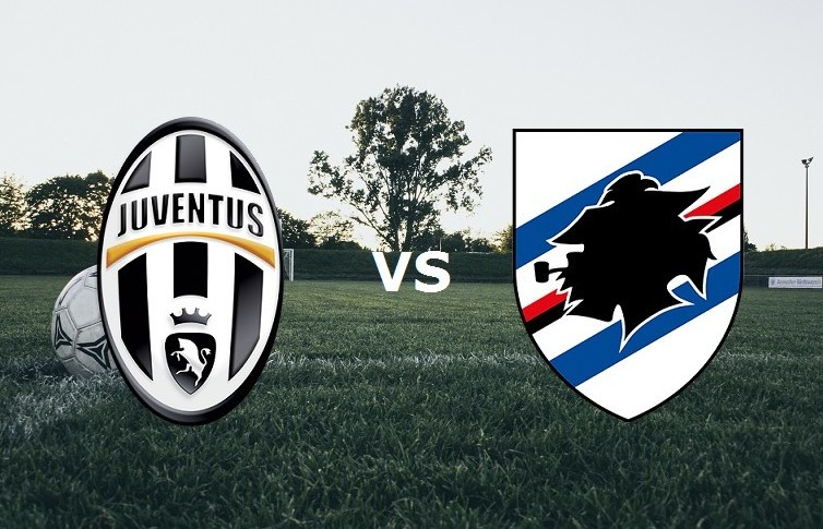 Juventus Sampdoria streaming live gratis