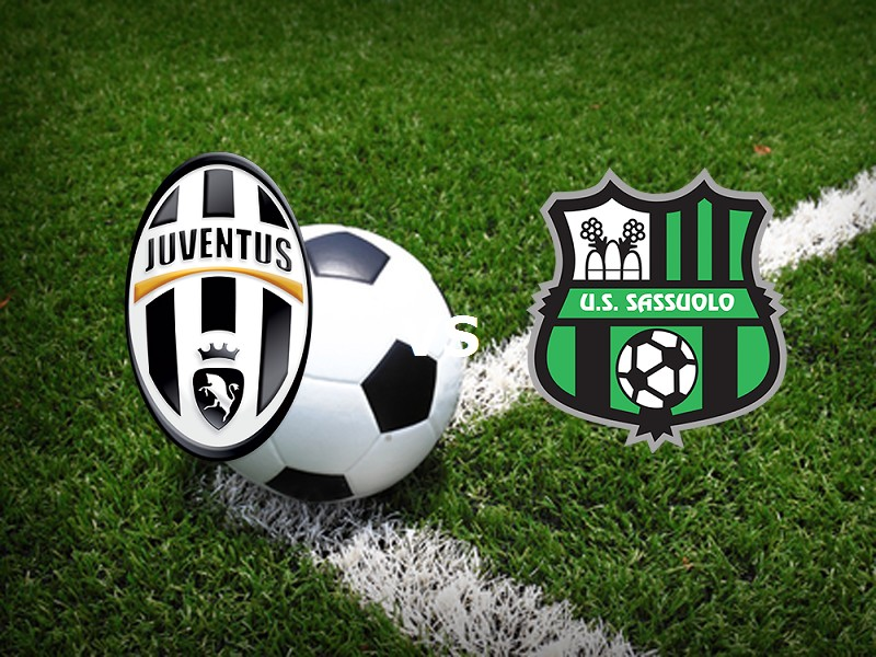Streaming Juventus Sassuolo per vedere s
