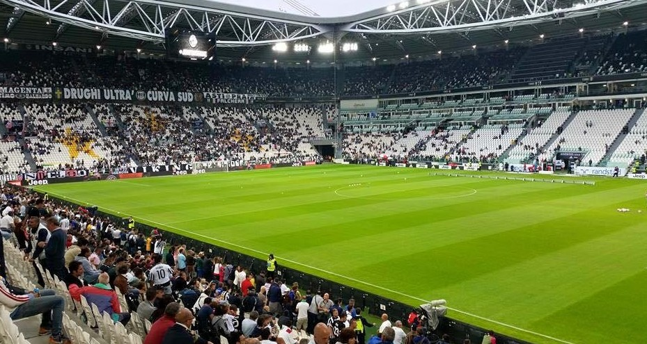 Juventus Sassuolo streaming su link, sit