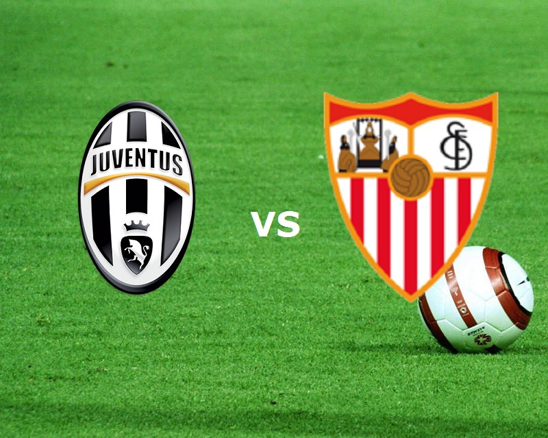 Juventus Siviglia streaming live diretta