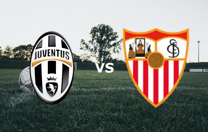 Juventus Siviglia streaming live gratis.