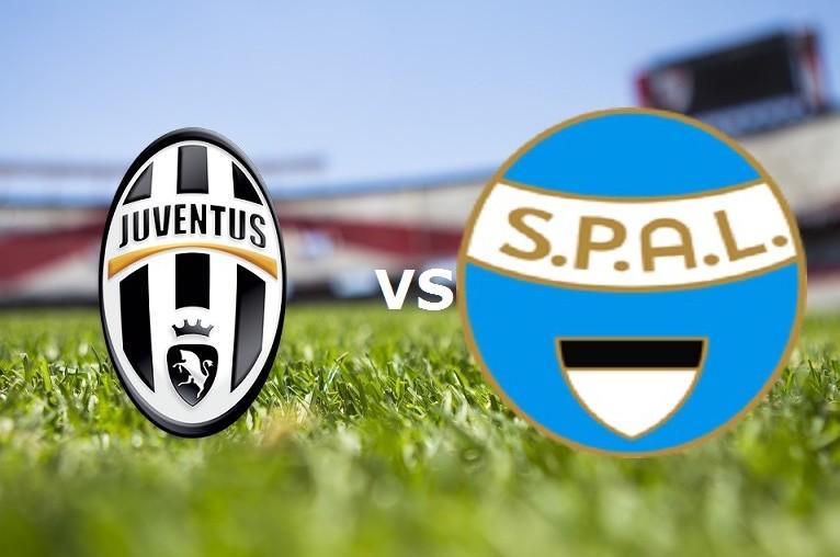 Juventus SPAL streaming gratis adesso. D