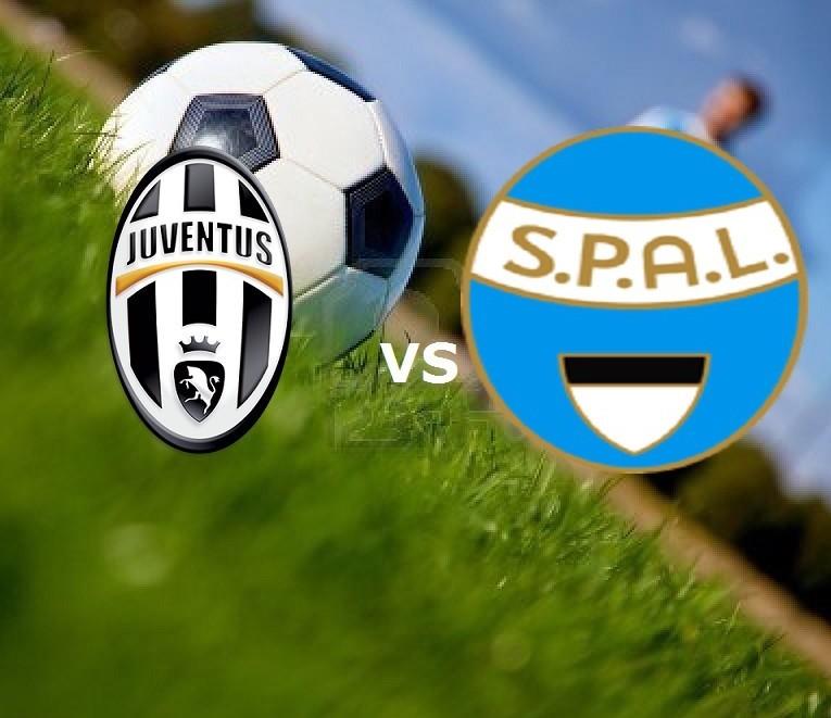Juventus SPAL streaming ora gratis live.