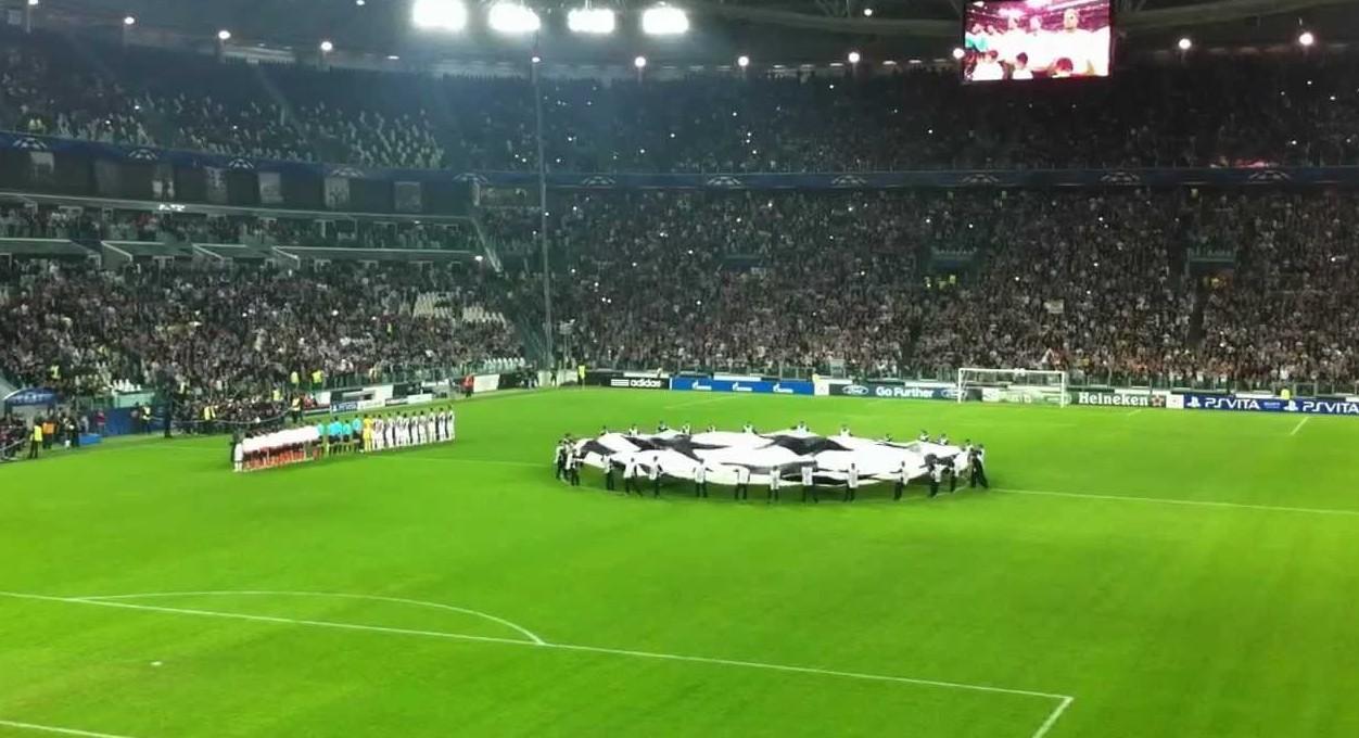 Juventus Tottenham streaming live gratis