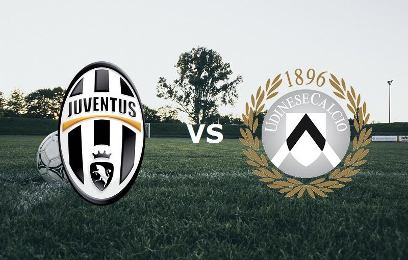 Udinese Juventus streaming live gratis.