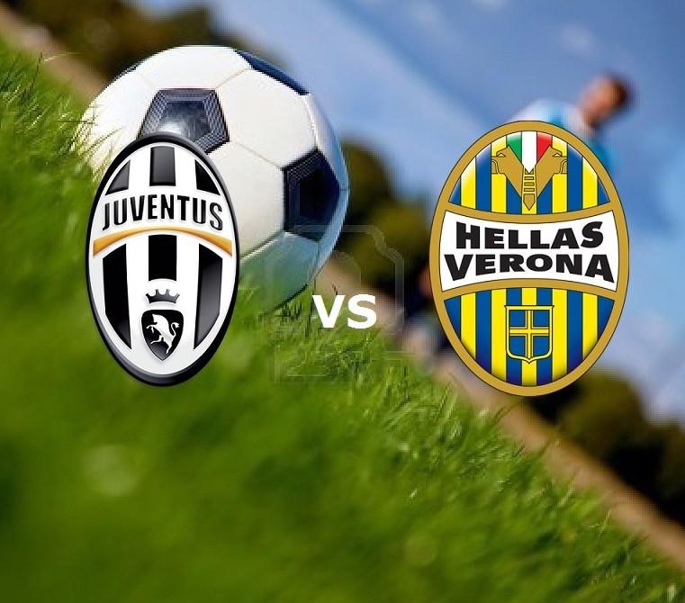 Juventus Verona streaming live gratis di