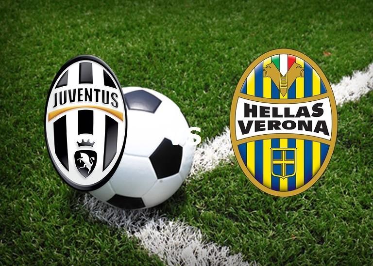 Juventus Verona streaming live gratis. D