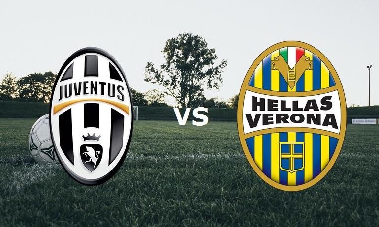 Juventus Verona streaming live gratis. V