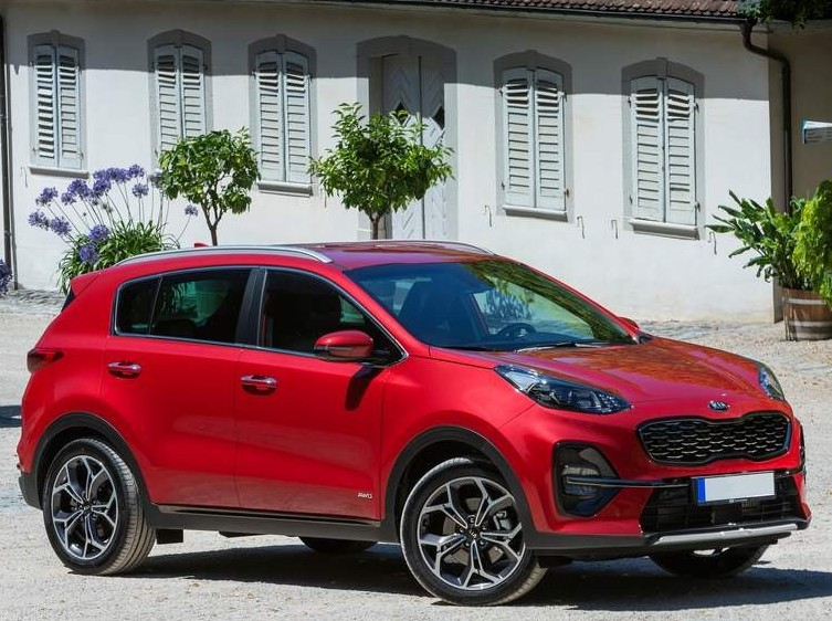 Kia Sportage 2019 prezzi, modelli nuovi,
