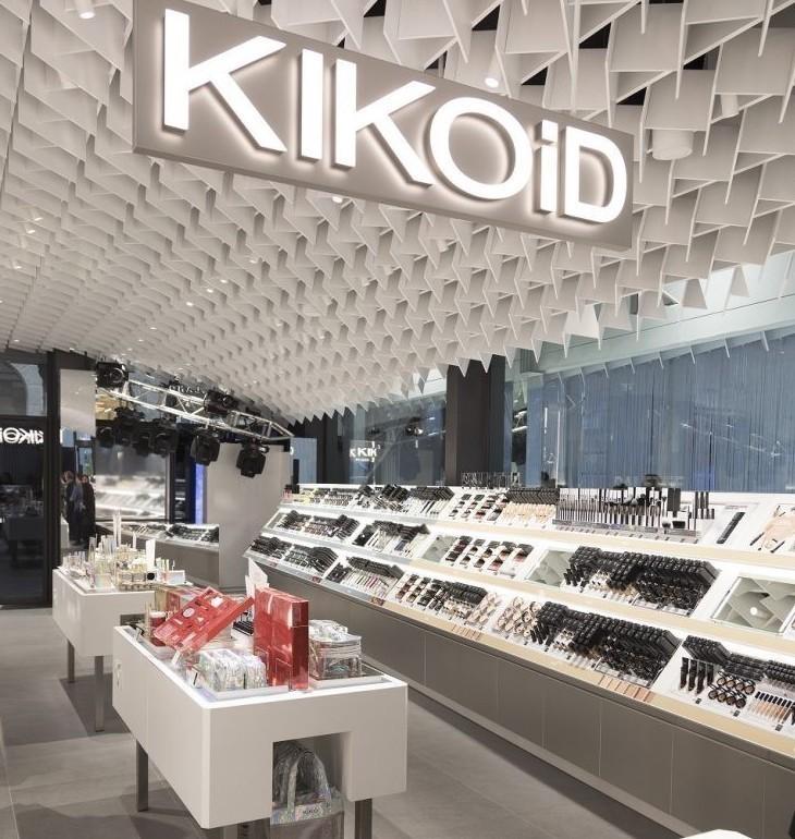 Kiko, innovativo store con robot a Milan