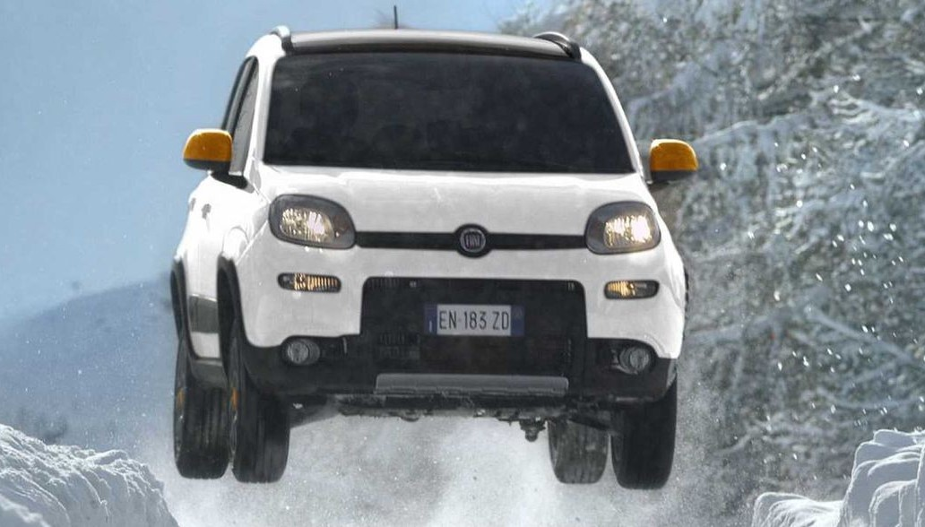 Fiat Panda 4x4 2019 prezzi, modelli, lis