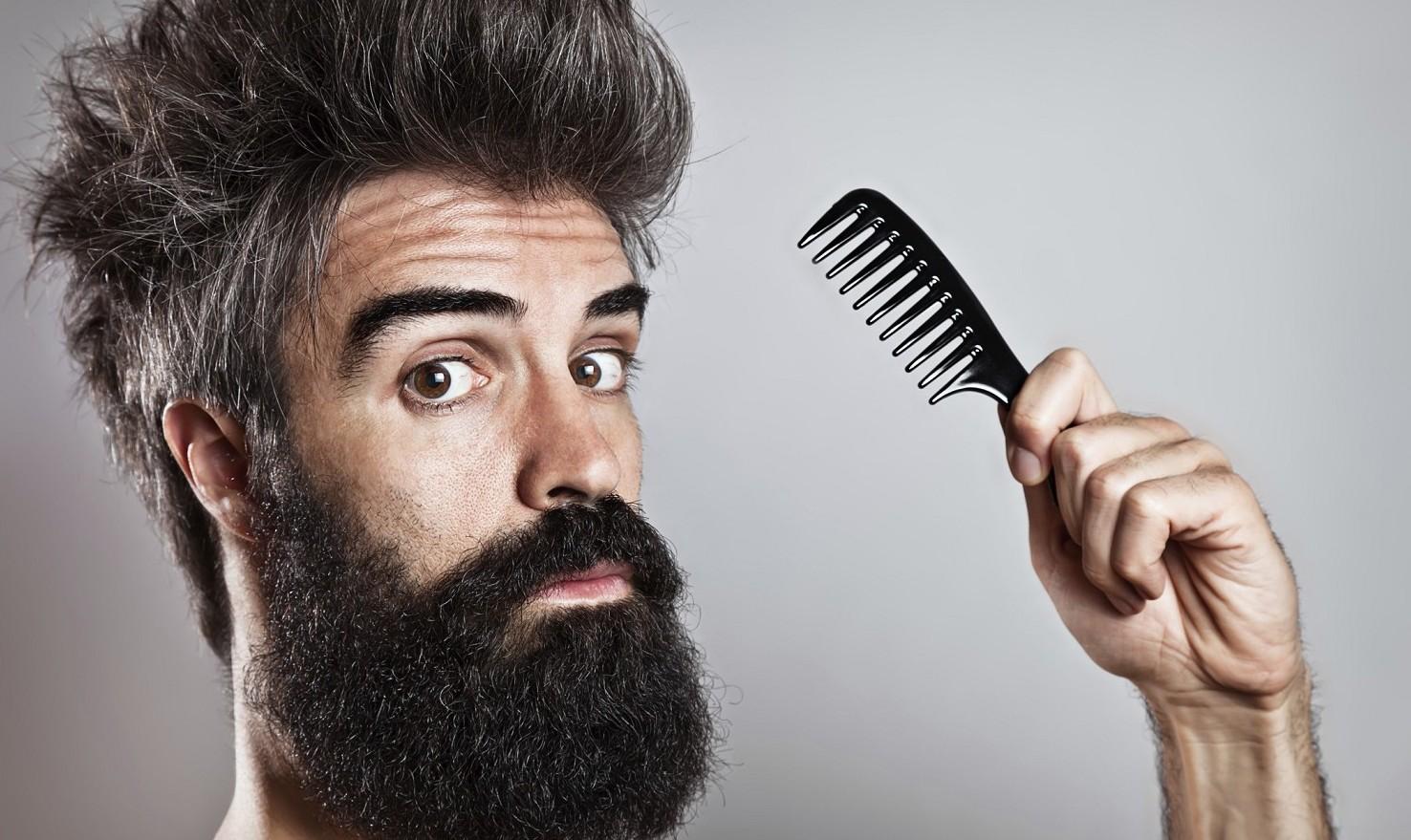 La barba è igienica? Ecco cosa si nascon