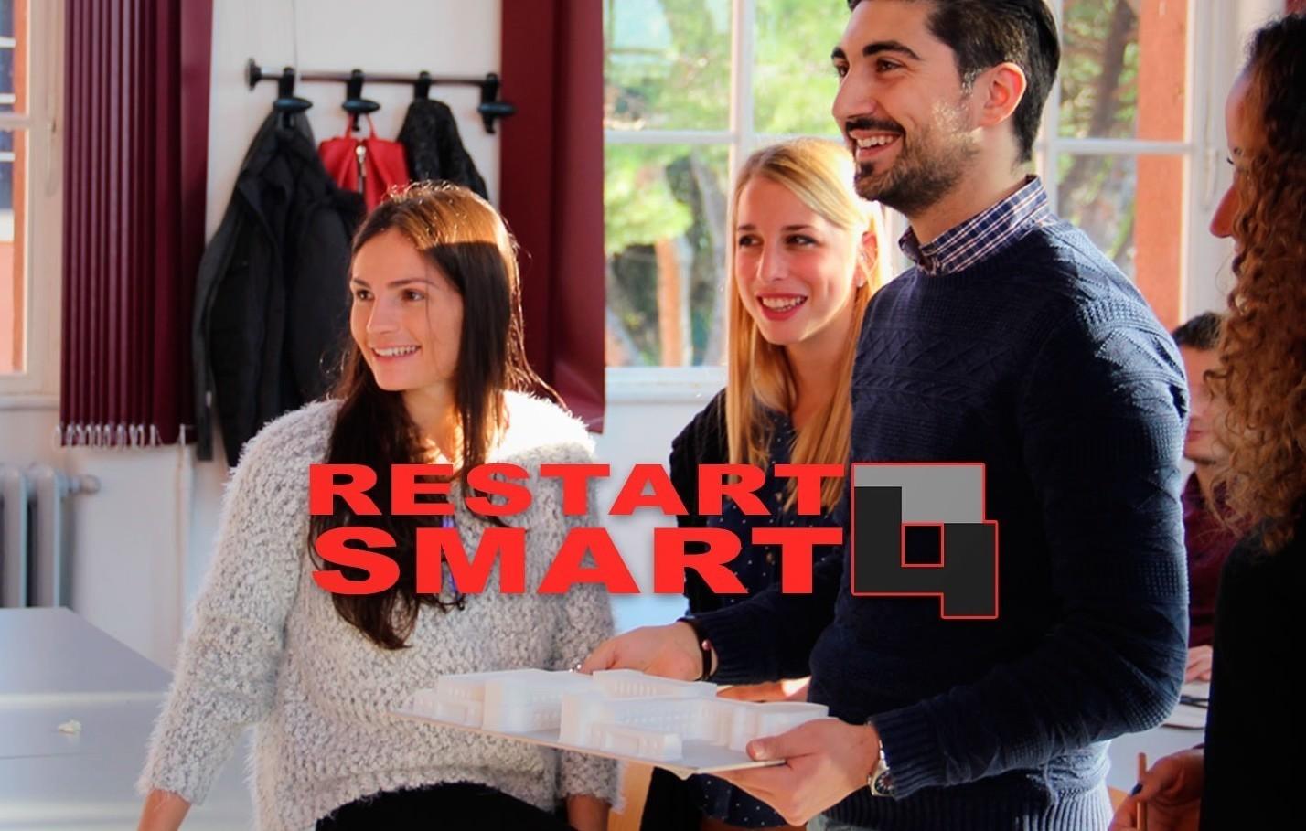 La casa del futuro ReStart4Smart present