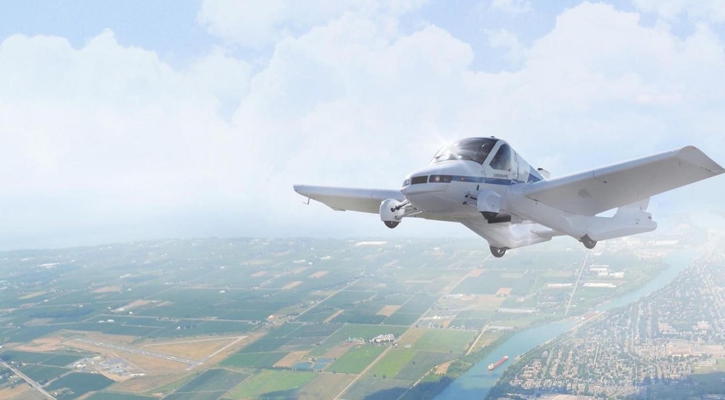 La prima auto volante, arriva negli Usa