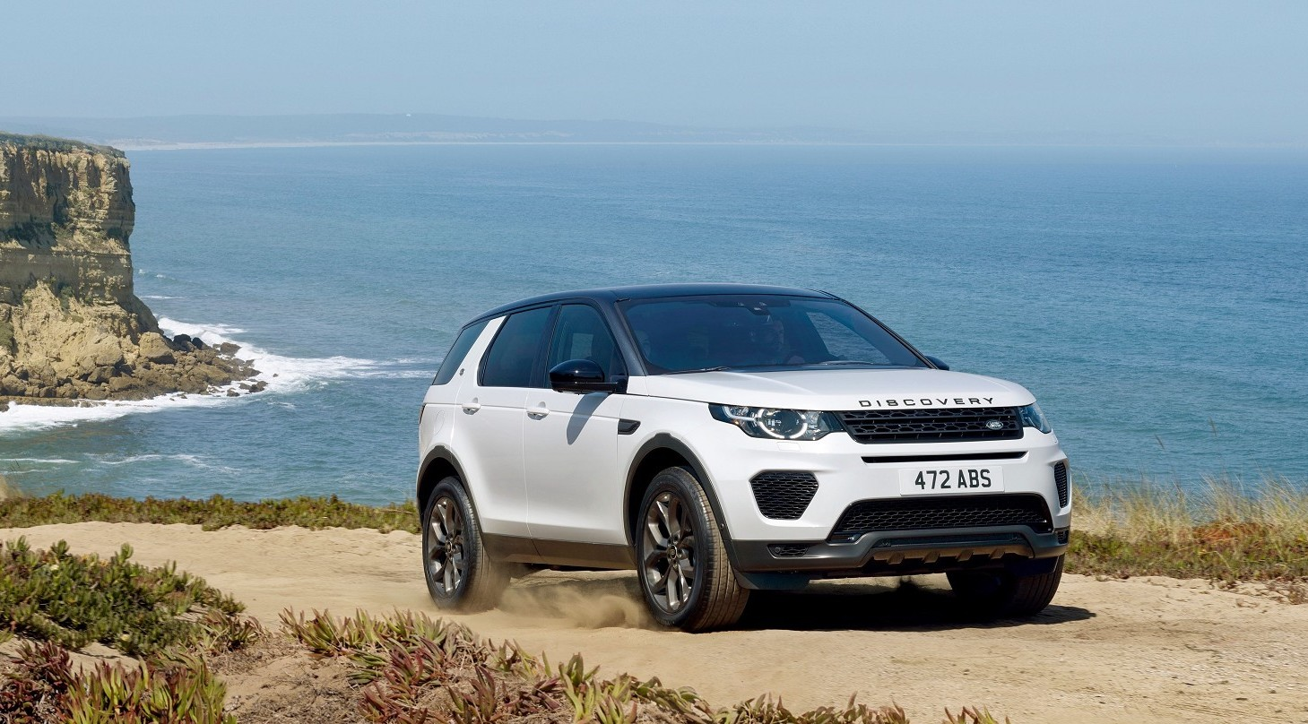 Land Rover Discovery Sport, versione Lan