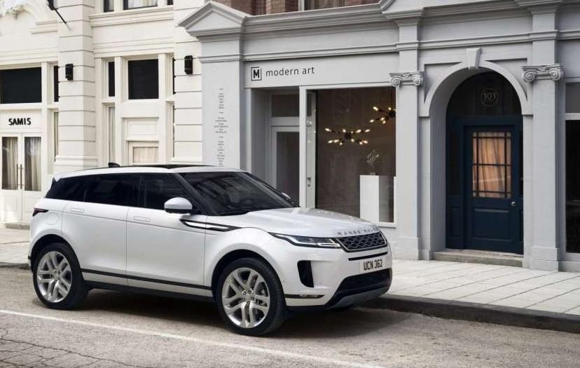Land Rover Range Evoque modelli, motori,