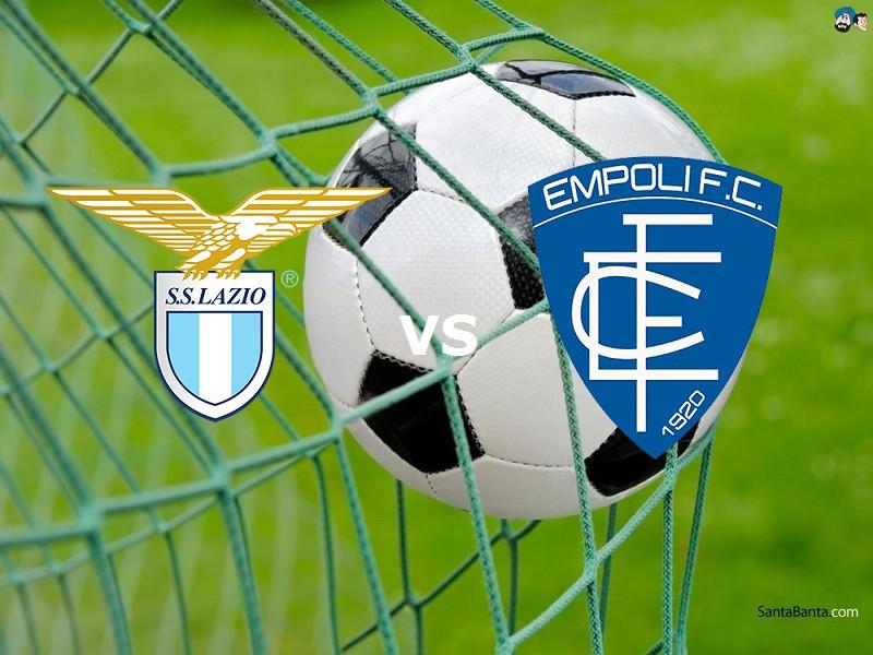 Lazio Empoli streaming gratis live link,