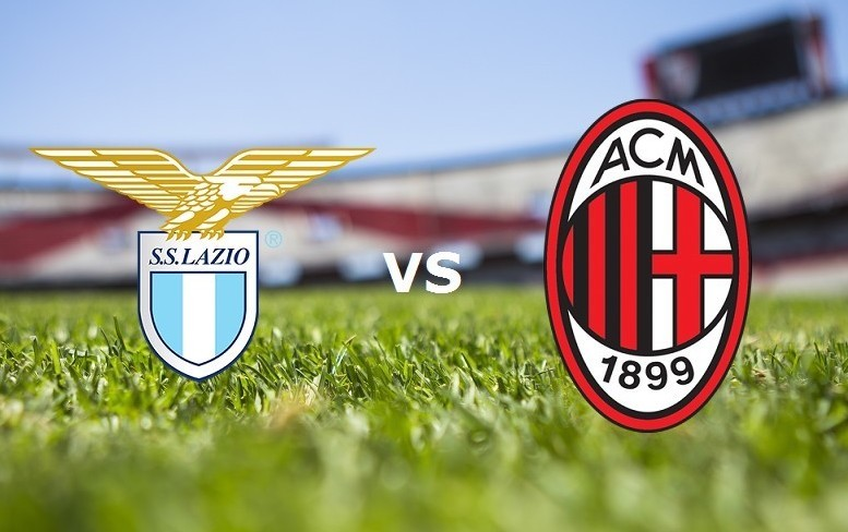 Lazio Milan streaming su siti web, Rojad