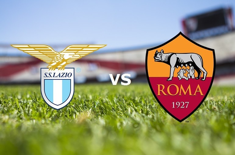 Lazio Roma streaming derby oggi gratis s