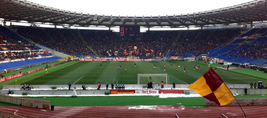 Lazio Roma streaming live gratis. Dove v