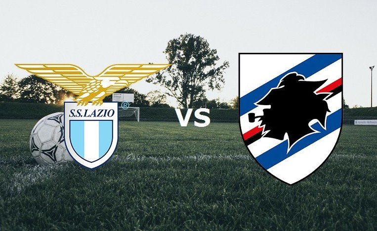 Lazio Sampdoria streaming gratis live su